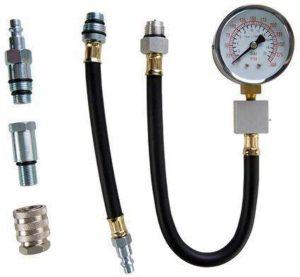 Compressiomètre essence Silverline