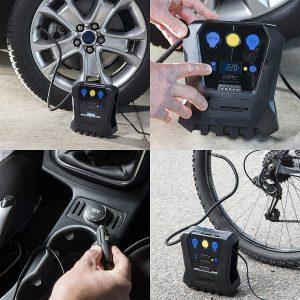 compresseur d'air portatif pour voiture